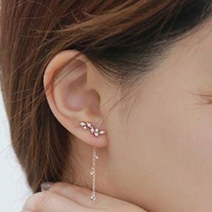 3/$20...10K Rose Gold Filled Ear Climber Earrings